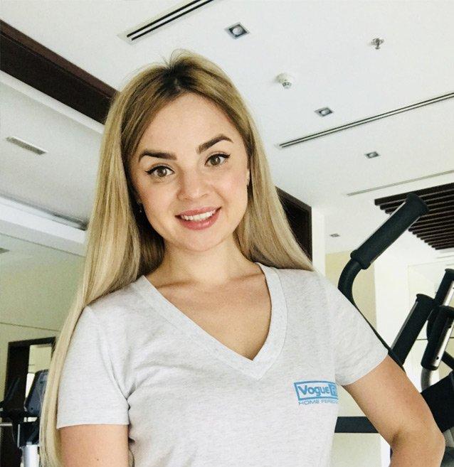 Circuit Training, HIIT & Reiki Personal Trainer In Dubai – Victoria