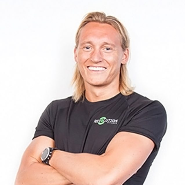 Personal Trainer for sports fitness, weight loss and body toning in Dubai, UAE - Marc Kristensen