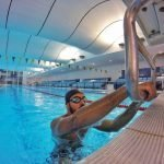 professional swim coach in Dubai for kids and adults - nader
