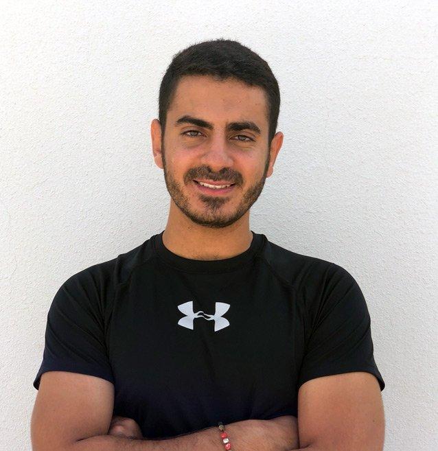 Dubai Swimming Trainer & Coach Nader