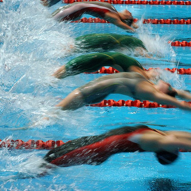 Improve your swimming performance in the UAE