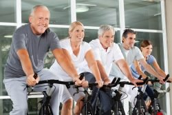 Benefits of exercise for the elderly in the UAE