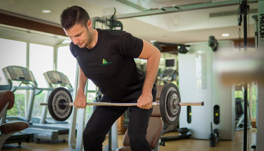Abu Dhabi male fitness trainer for at home training - Uros