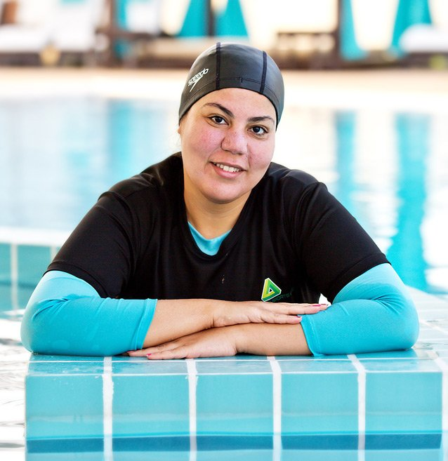 Swimming Coach For Groups & 1-2-1 In Abu Dhabi – Noura