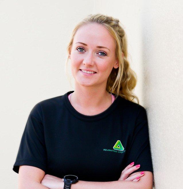 Abu Dhabi Female Personal Training & Body Toning Specialist – Jess