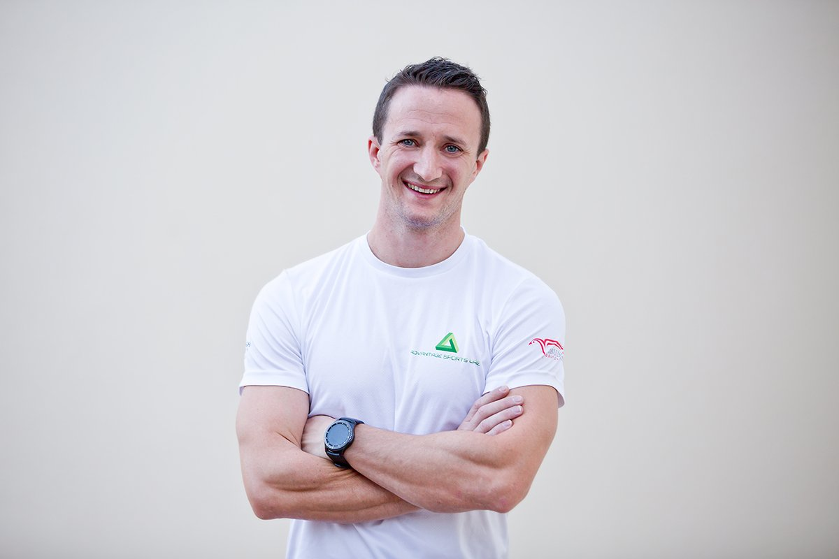 nutrition and fat loss pt in Abu Dhabi bob duff