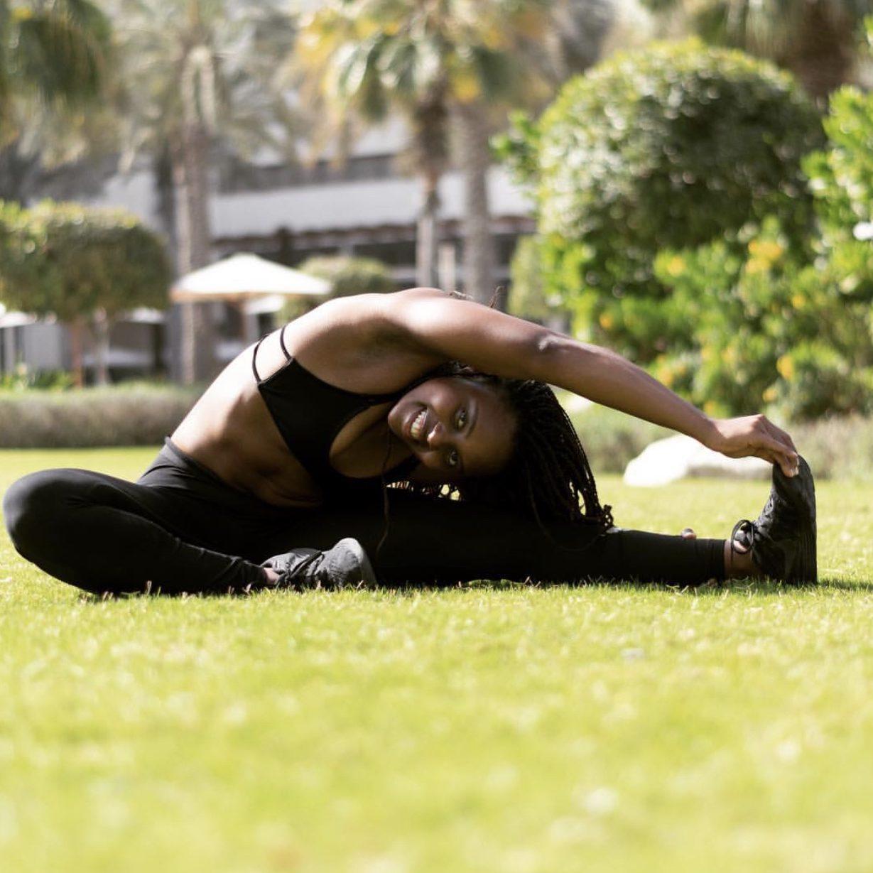 eyna - female personal training specialist in Abu Dhabi, UAE 5