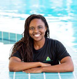 Female swimming coach in Abu Dhabi - Eyna