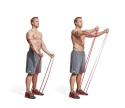 Resistence band exercises in the UAE - UAE Personal Trainers