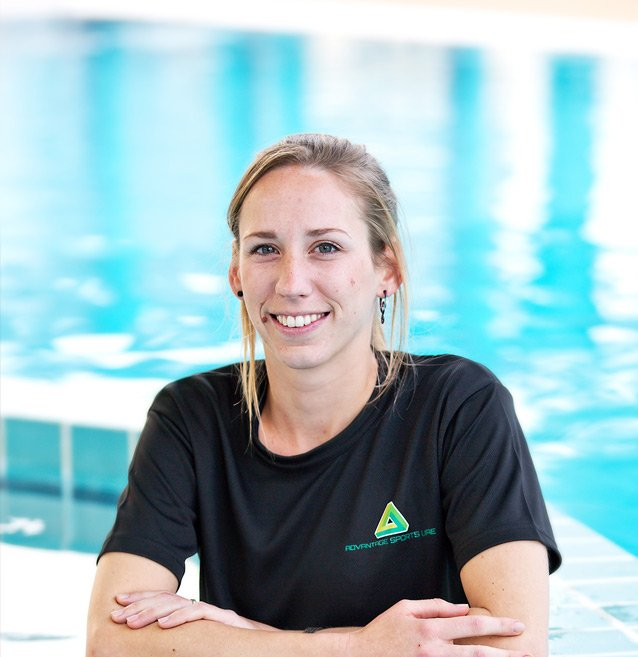 Lisa Bernhard – Swimming Coach & Sports Fitness PT in Abu Dhabi