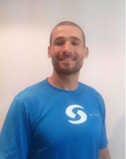 personal tennis coach and jiu jitsu trainer in Dubai - Naim