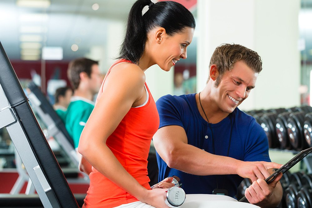 personal trainers for general fitness in the UAE