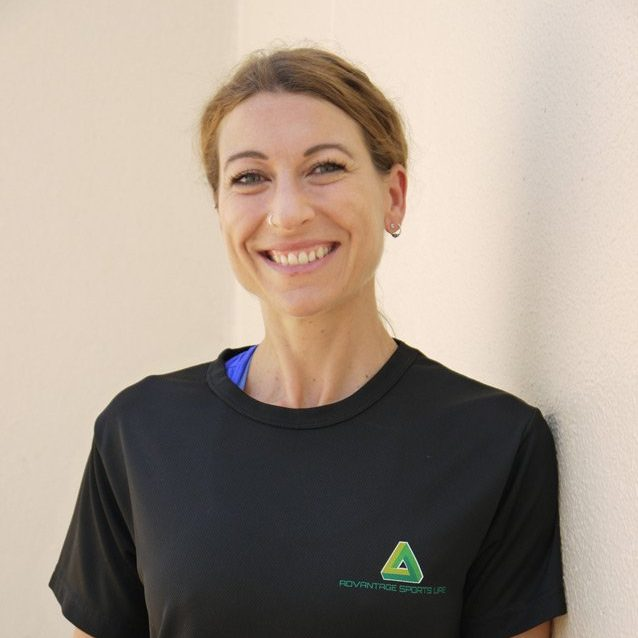 Nutrition and female fitness expert in Abu Dhabi - Fabiola