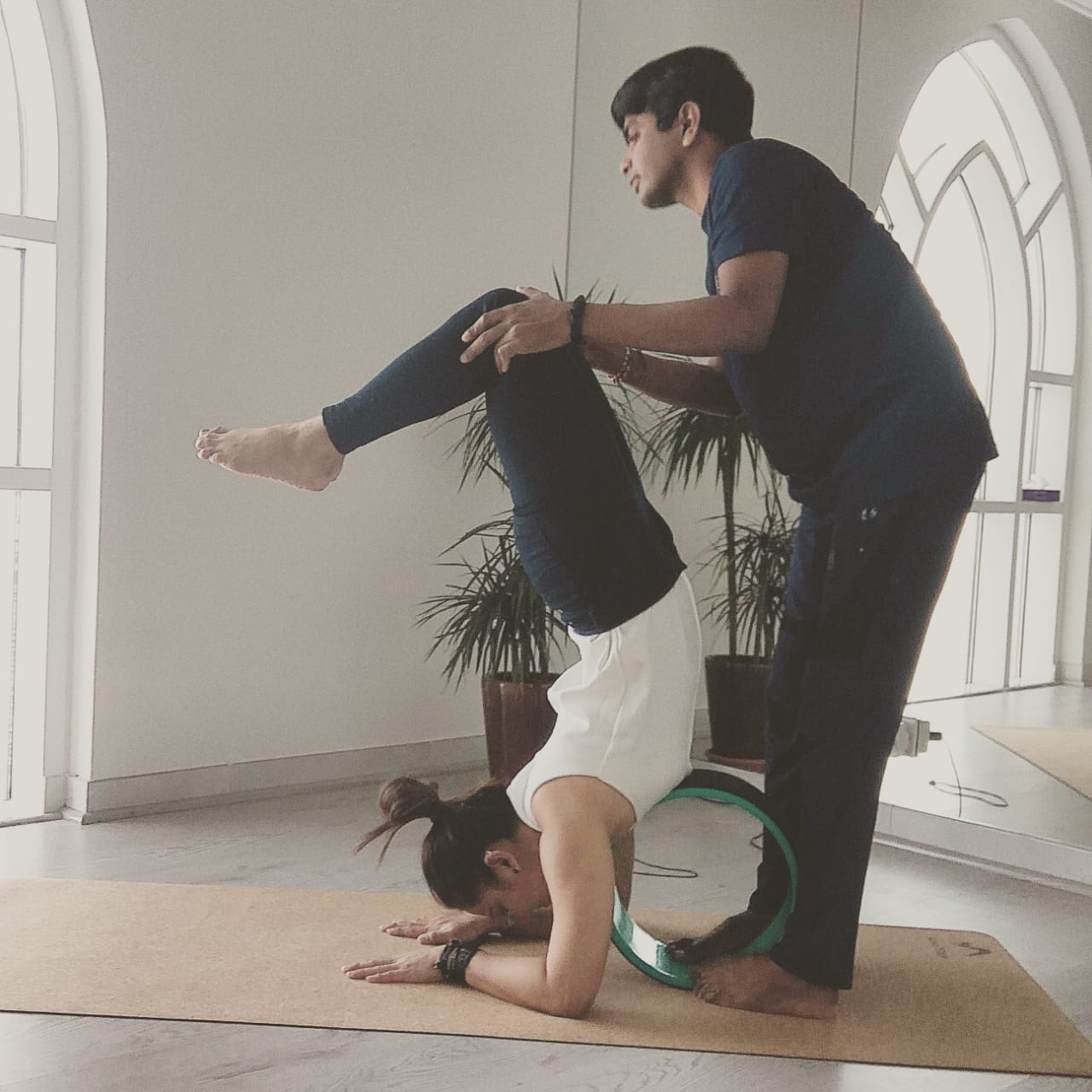Yoga coach Rohit - Private Yoga classes in Dubai