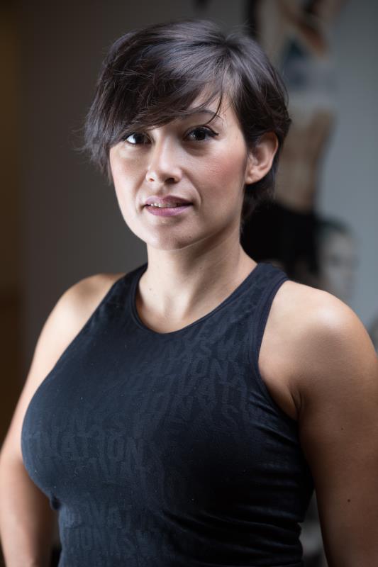 faviola - female fitness coach in Abu Dhabi 1