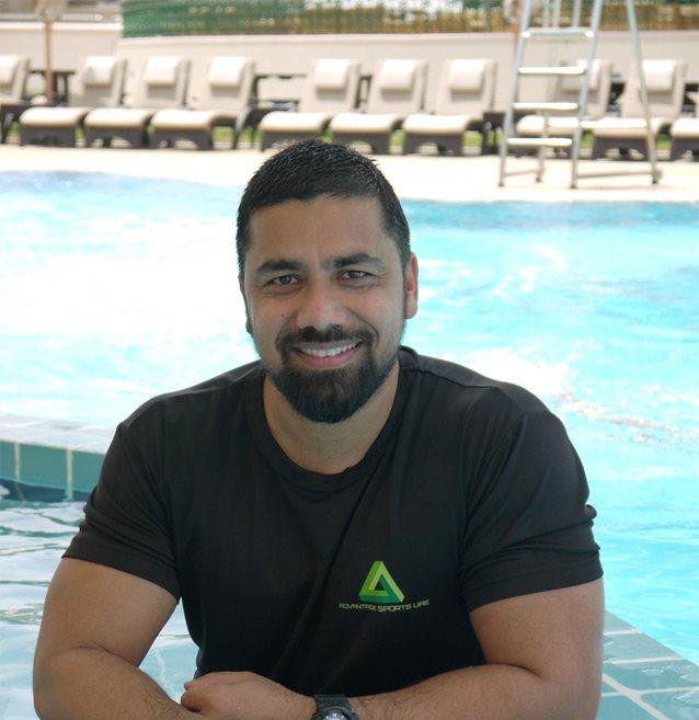 Swim Coaching & Swimming Lessons in Abu Dhabi – Coach Neeraj