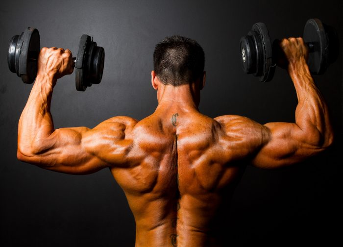 top 5 exercises for the arms in dubai