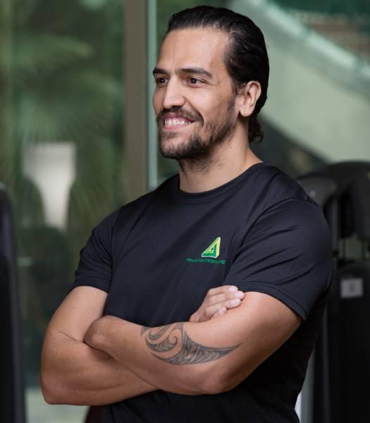 Abu Dhabi Boxing Coach & Personal Trainer Leo