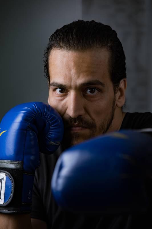 Abu Dhabi Boxing Coach & Personal Trainer Leo - boxing training