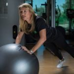 Abu Dhabi Female PT - Chiara - Exercise Ball Training 1