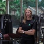 Abu Dhabi Female PT - Chiara - gym kit training