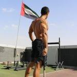Dubai bodybuilding coach and personal fitness trainer - fouad saeed