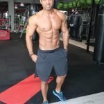 Dubai muscle building coach and personal trainer - fouad saeed