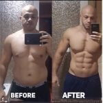 Fouad Saeed PT In Dubai - Weight loss and toning client before and after image 10