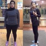 Fouad Saeed PT In Dubai - Weight loss and toning client before and after image 9