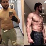 Fouad Saeed PT In Dubai - Weight loss and toning client before and after image 5