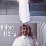 Fouad Saeed PT In Dubai - Weight loss and toning client before and after image 4