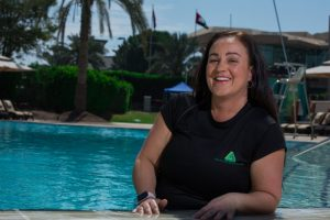 personal swimming trainer in Abu Dhabi - Beverley