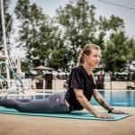 Abu Dhabi Female Yoga Teacher Veronika - Yoga Poses 5