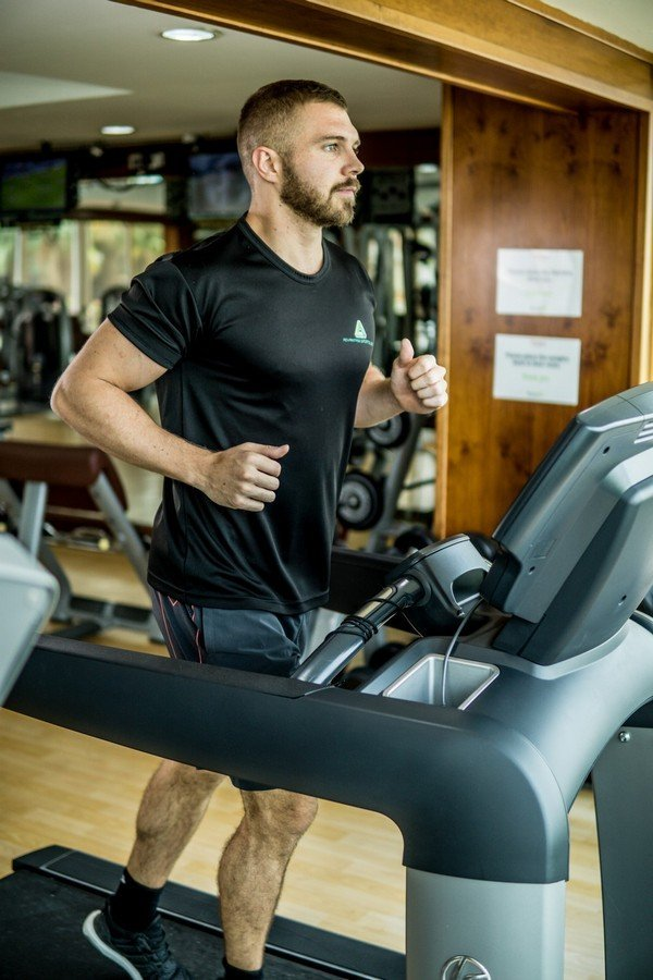 Abu Dhabi PT Ryan - Treadmill Training Cardio Exercises