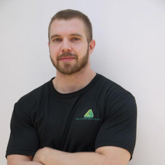 Bodybuilding personal trainer in abu dhabi - ryan