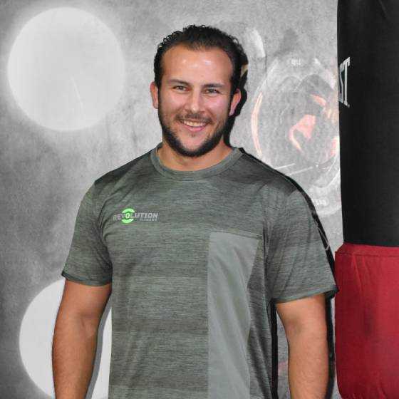 Dubai personal trainer and sport fitness coach - Shane
