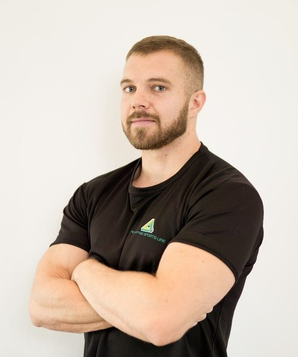 Bodybuilding personal trainer in abu dhabi - ryan