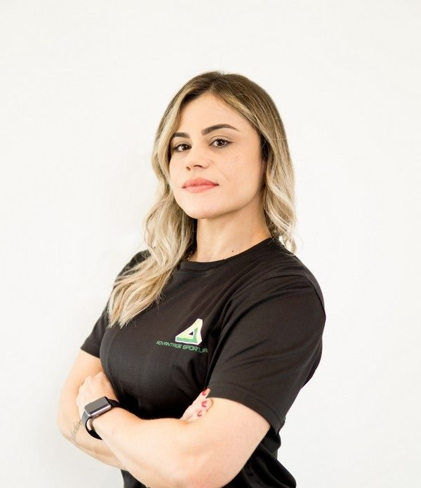 Female Fitness Personal Trainer In Abu Dhabi - Pollyana