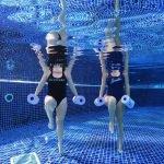 Dubai swimming classes with Alisa