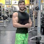 Muscle building techniques in Dubai with fitness coach Halil Gul