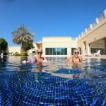 swimming lessons in dubai with alisa