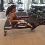 Dubai PT Robyn - client weight loss success story 1