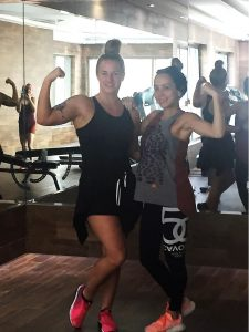 Personal Training With Louise in Dubai - Client Success Story