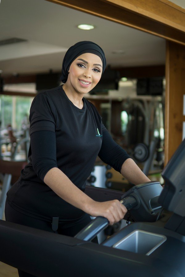 Amina - ladies personal training in Abu Dhabi