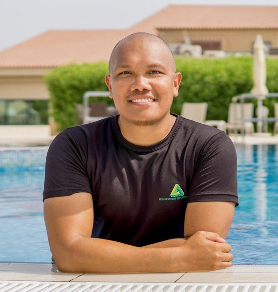 Harold - Swimming Coach For Kids In Abu Dhabi