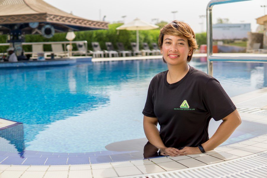 UAE Private and group swim coaching - Everlyn