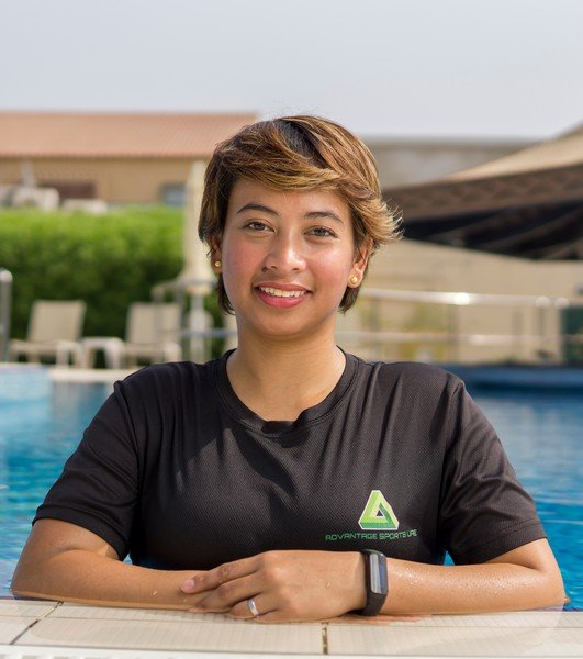 Children's Swimming Coach In Abu Dhabi – Everlyn