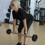 Female PT in Abu Dhabi Barbara Barbell Workouts