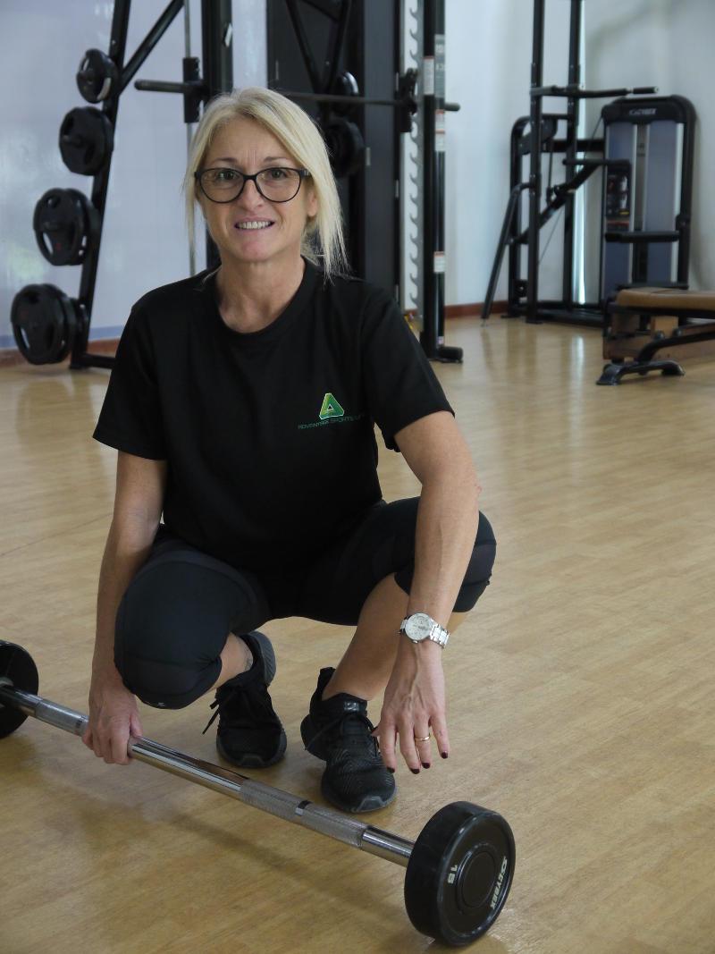 Female PT in Abu Dhabi Barbara Barbell Workouts 2