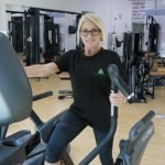 Female PT in Abu Dhabi Barbara Gym Workouts 2